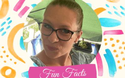 Fun Facts und Wissenswertes über mich