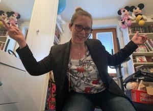 """Petra Prinz post für ihren Blogartikel """"Warum ich Musik so liebe"""""""